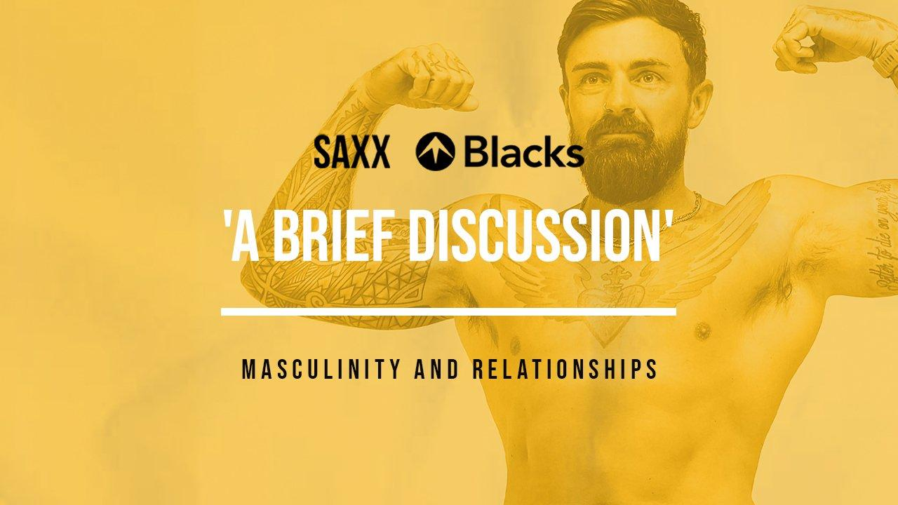 A Brief Discussion | Men Talk Masculinity