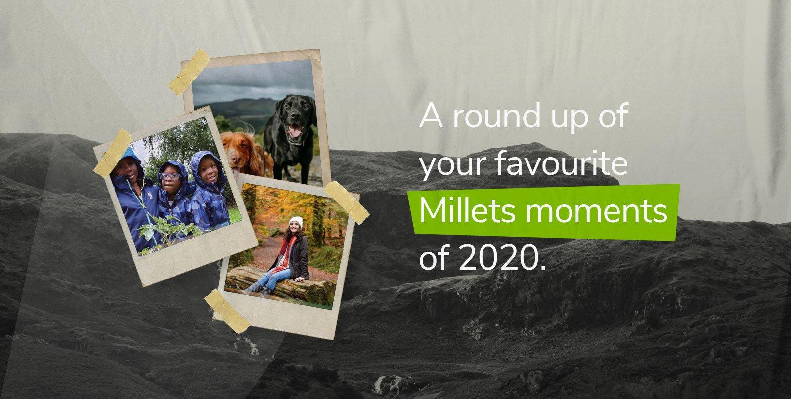 Millets Moments