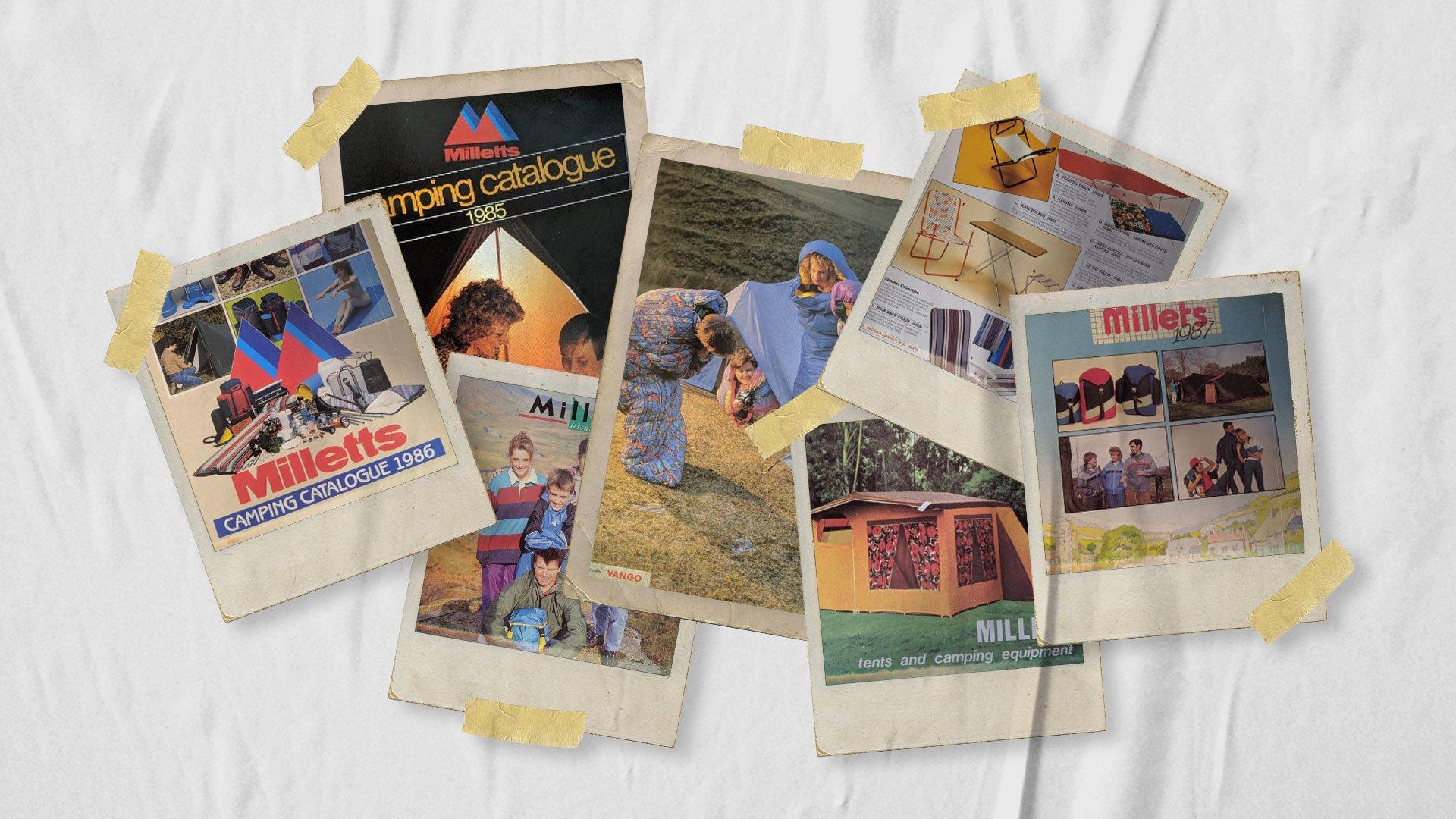 Golden Year Blog Collage