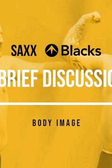A Brief Discussion | Men Talk Body Image