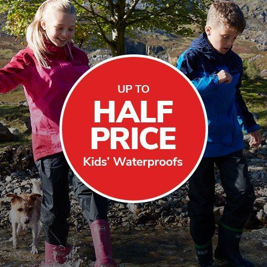 Shop Kids' Waterproofs