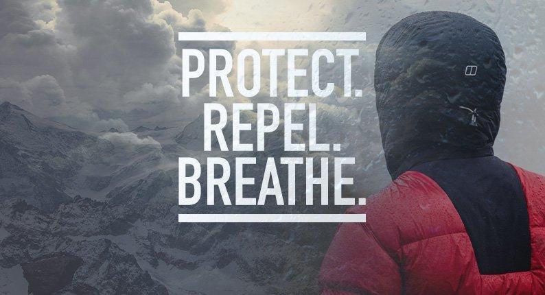 Protect Repel Breathe