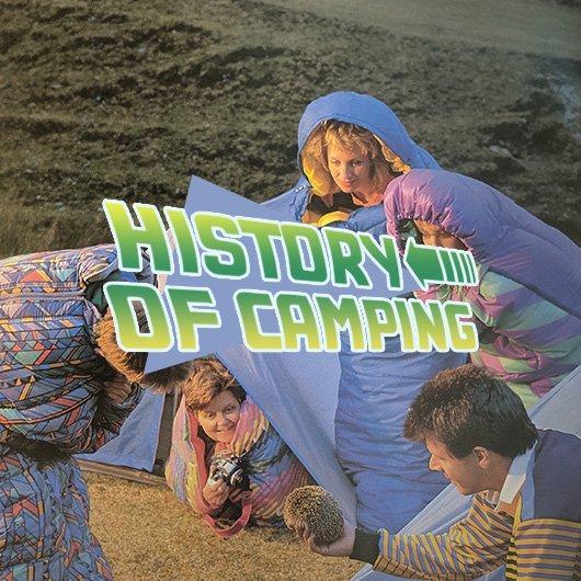 History of Camping