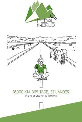 Pedal the World Documentary Poster