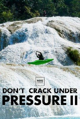 Don't Crack Under Pressure II Documentary Poster