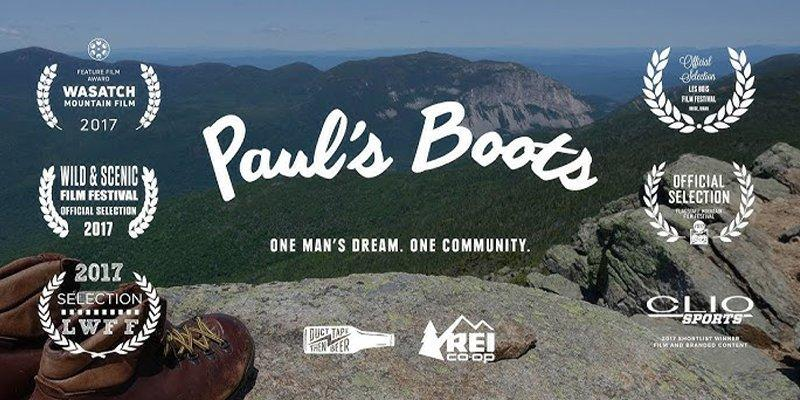 Paul's Boots Documentary Poster