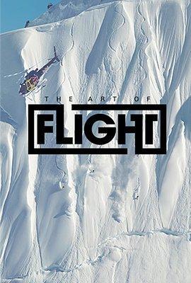 The Art of Flight Documentary Poster