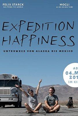 Expedition Happiness Documentary Poster