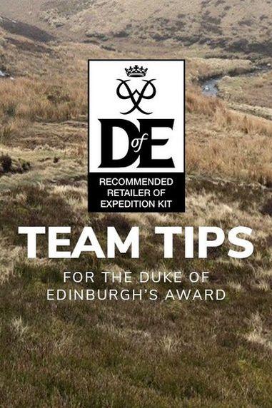 The Duke of Edinburgh's Award: Team Tips