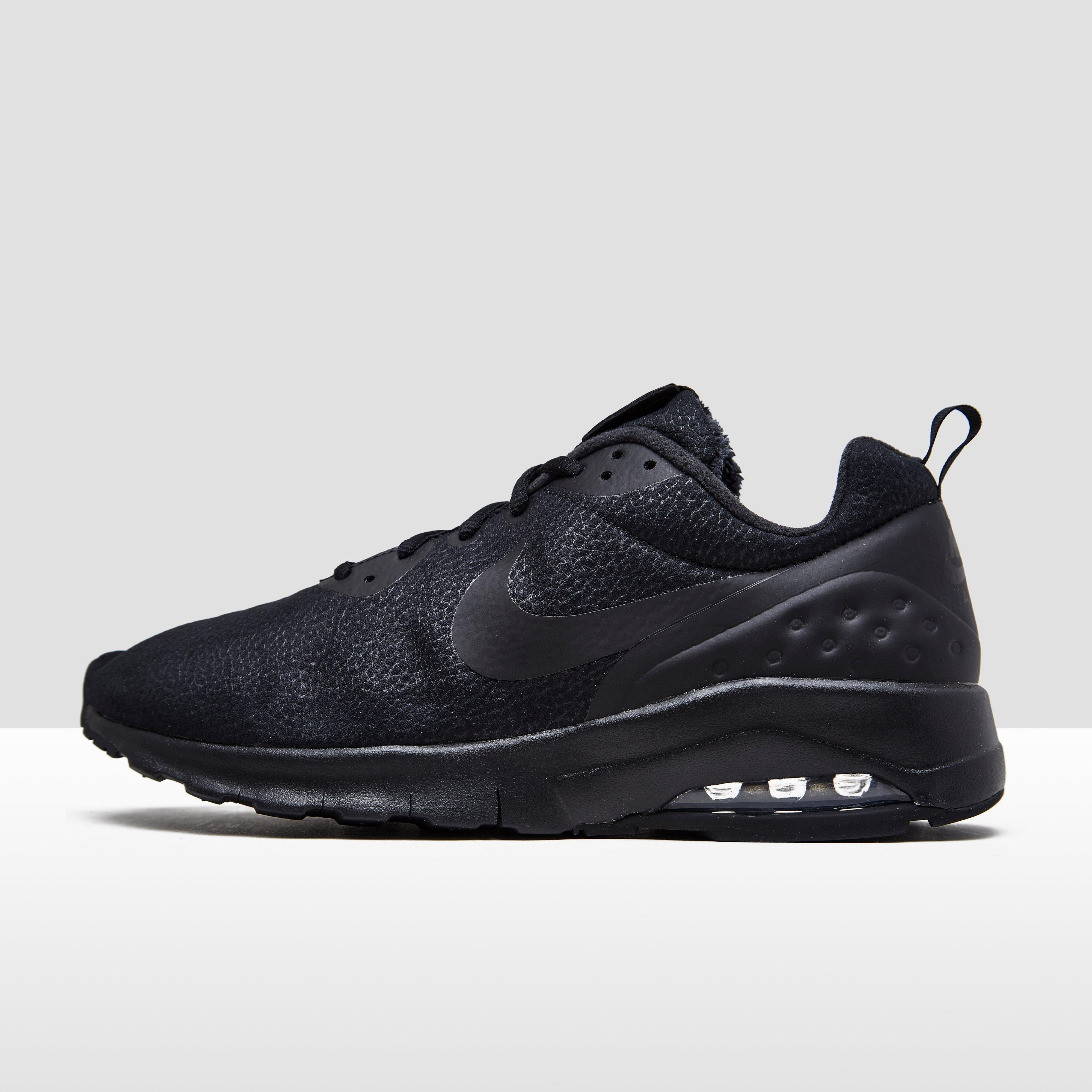 Nike Mouvement Air Max Baskets Basses Hommes Noirs I8bJfb