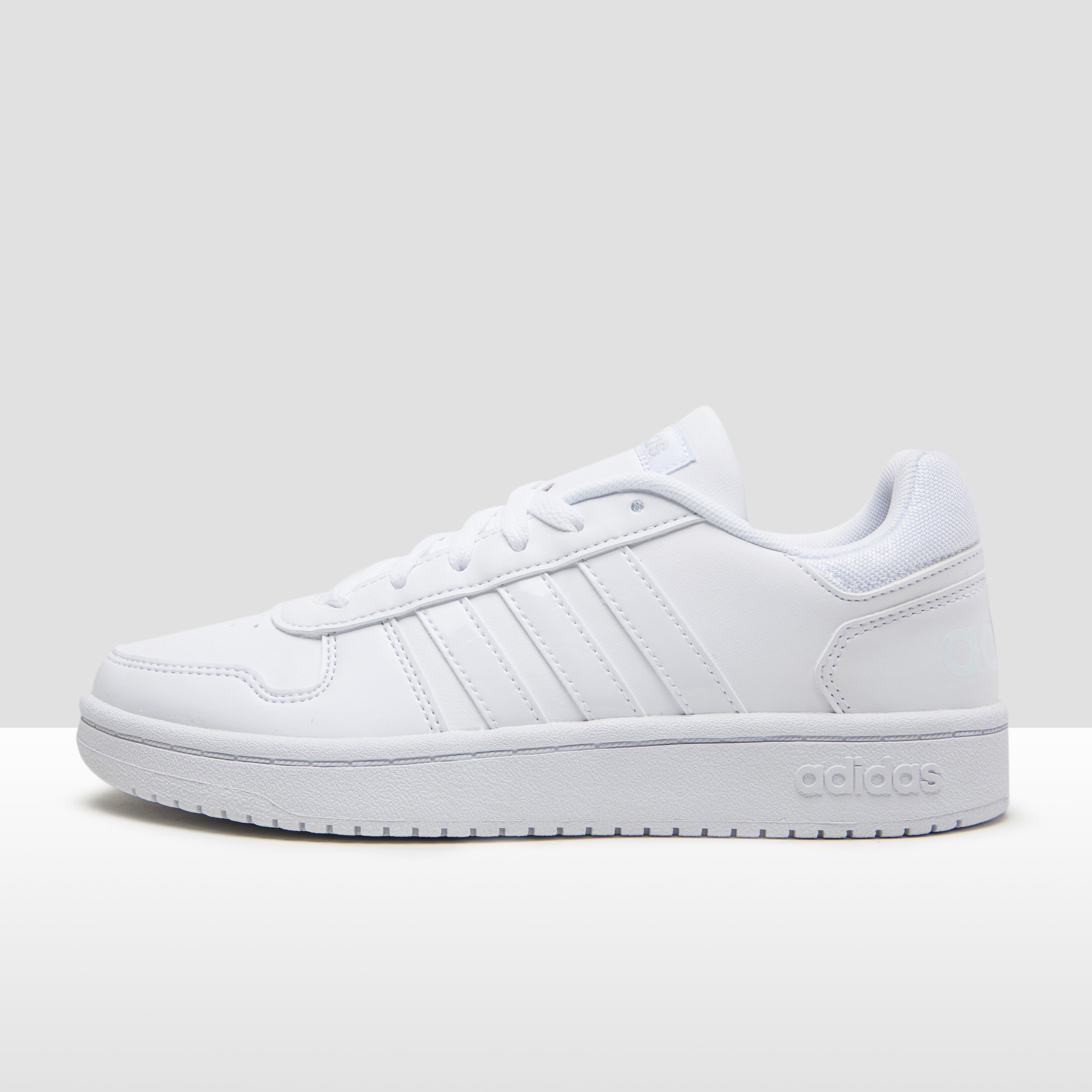 Blanc Adidas Chaussures Cerceaux Pour Femmes JkNaNKK7oe