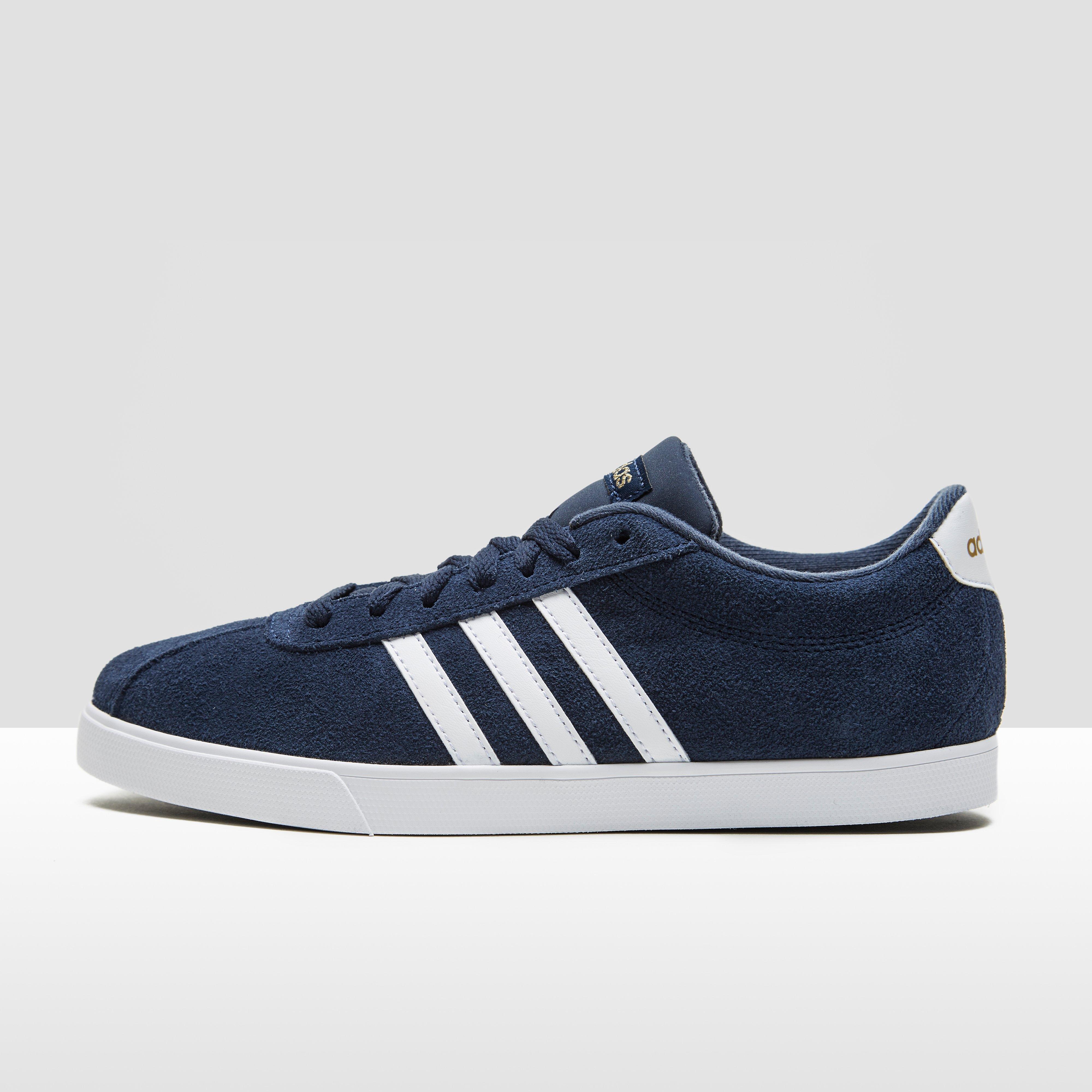 adidas dames sneakers blauw