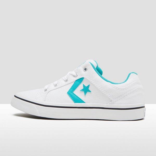 Ox El Aktiesport Distrito Kinderen Sneakers Converse Witblauw qgZRfEOw