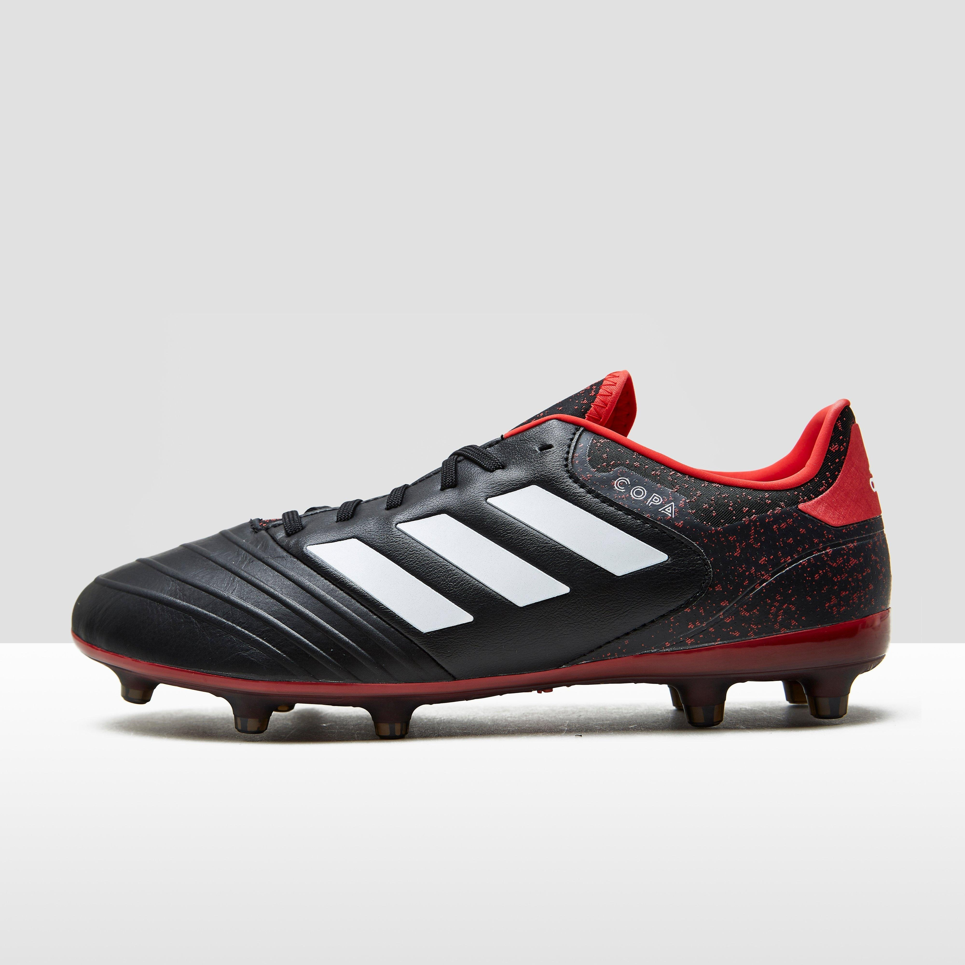 Adidas Copa Hommes 18,2 Chaussures De Football Fg - Noir - 46 Eu