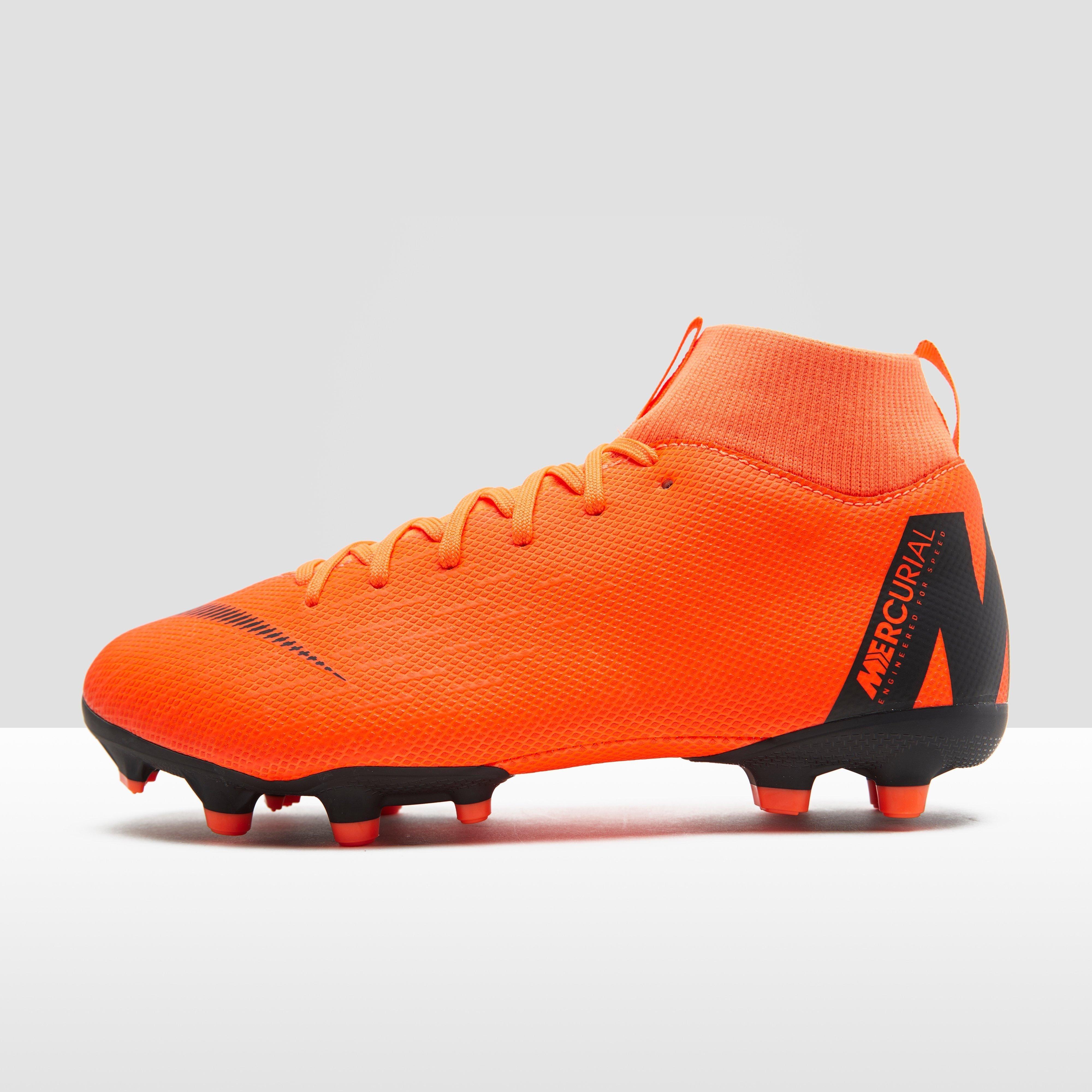 Orange, Chaussures Nike Mercurial Superfly En Taille 35 Hommes
