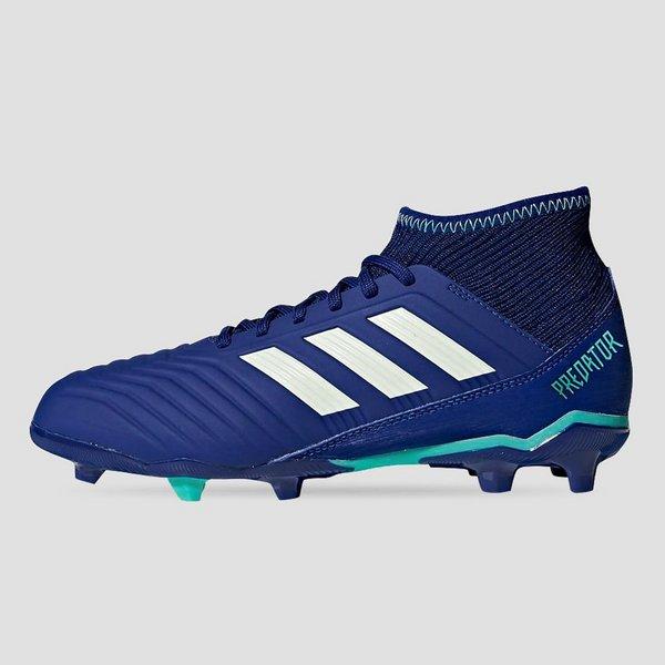 adidas voetbalschoenen blauw