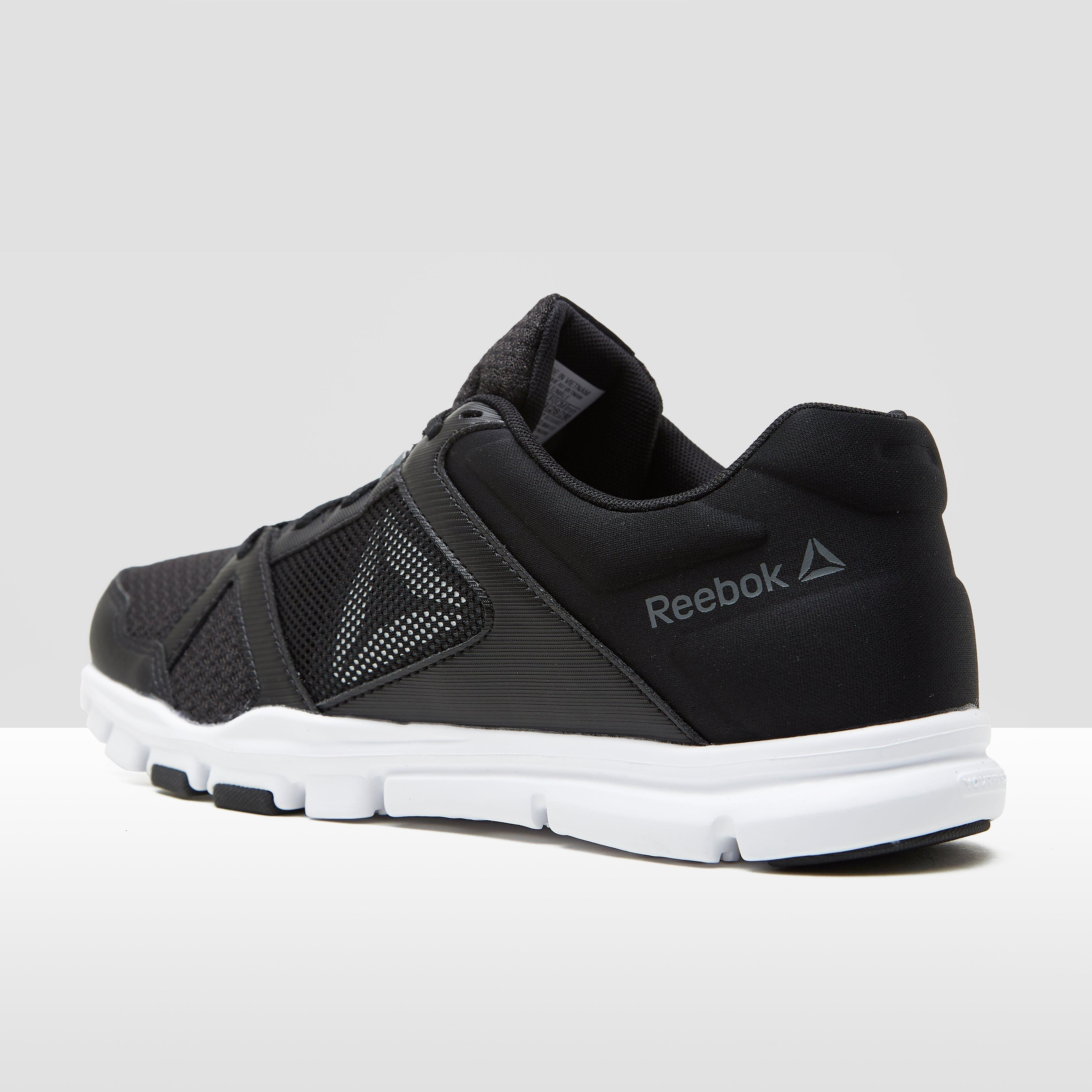REEBOK YOURFLEX TRAIN 10 MT SPORTSCHOENEN ZWART/WIT HEREN