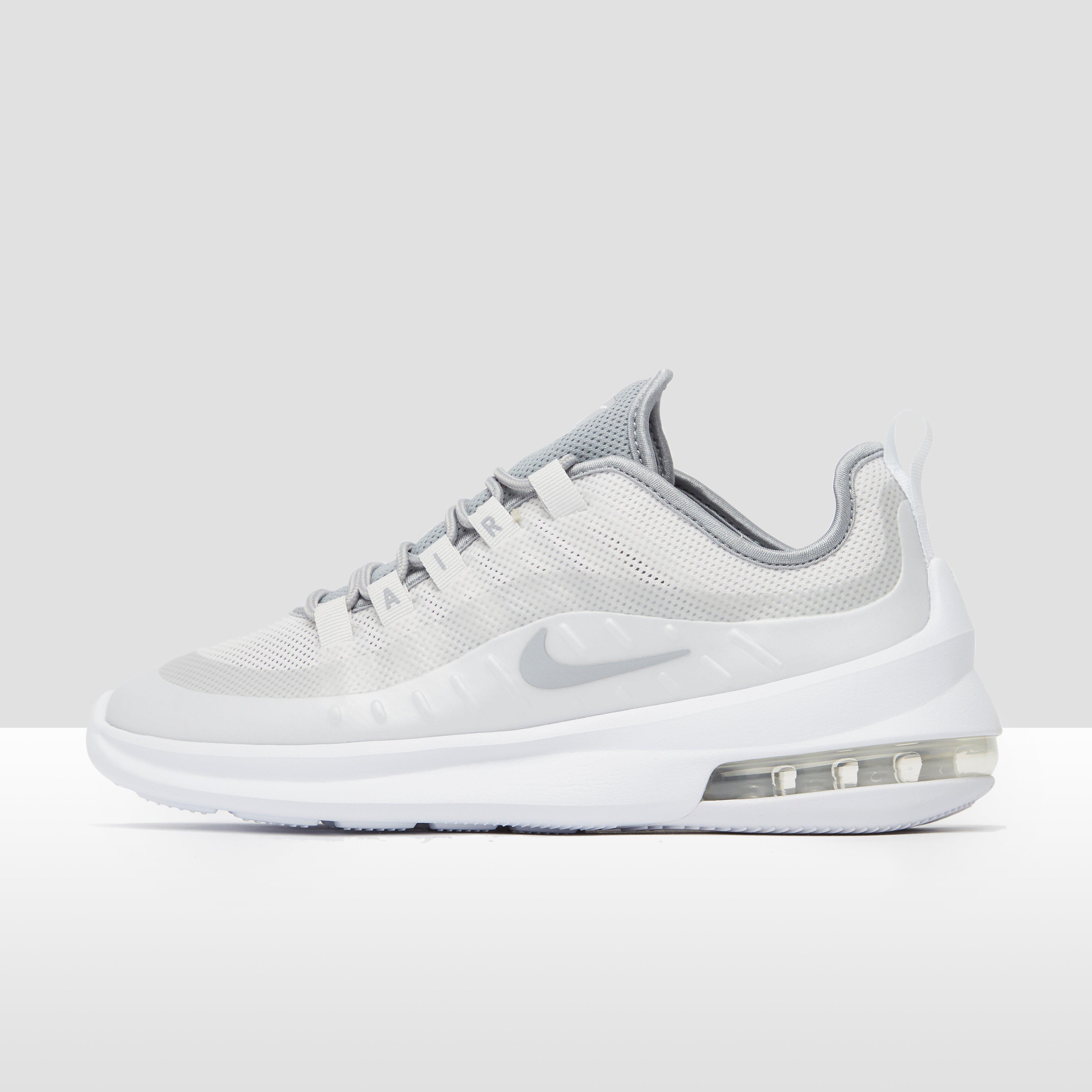 dames sneakers wit zilver