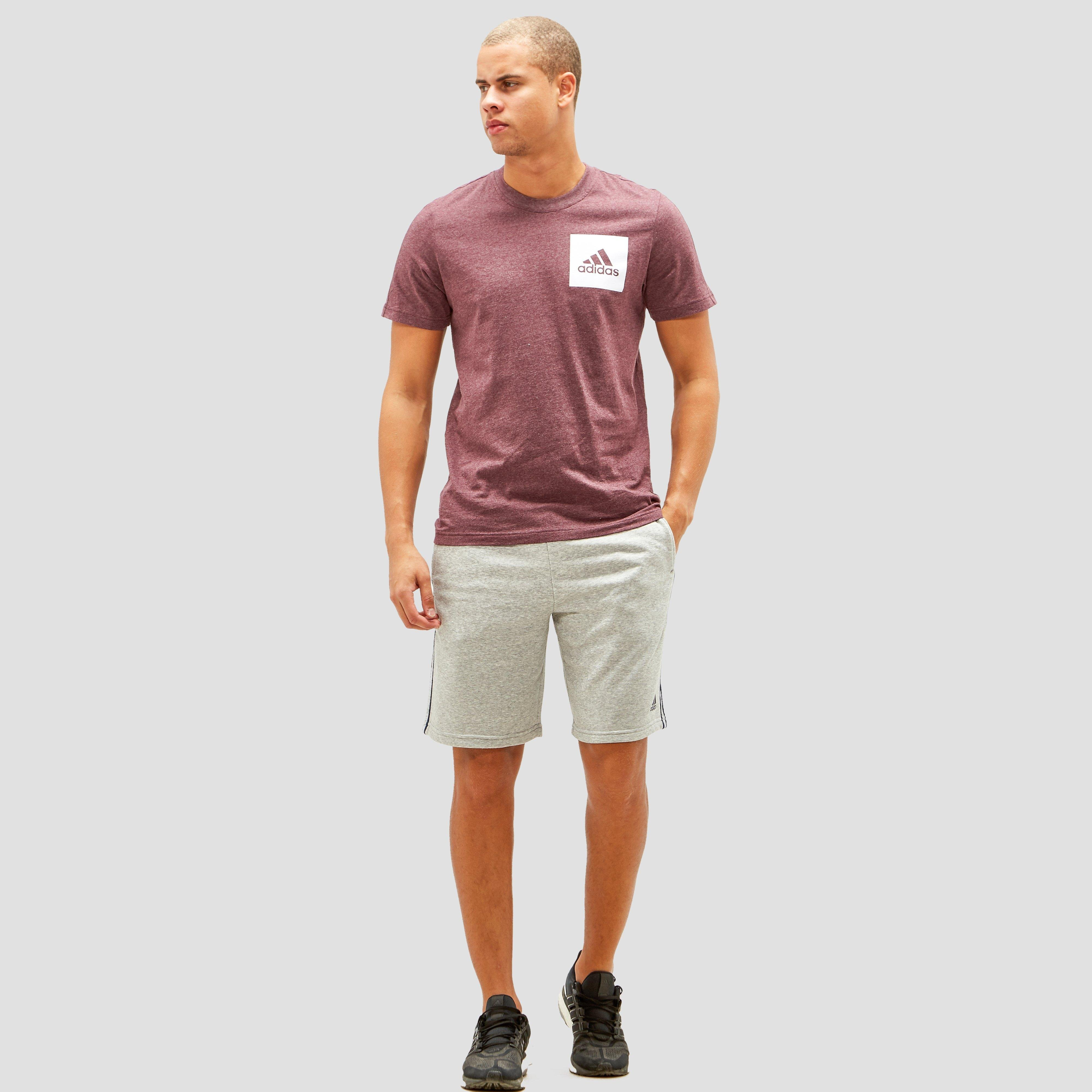 ADIDAS ESSENTIALS 3-STRIPES SHORT