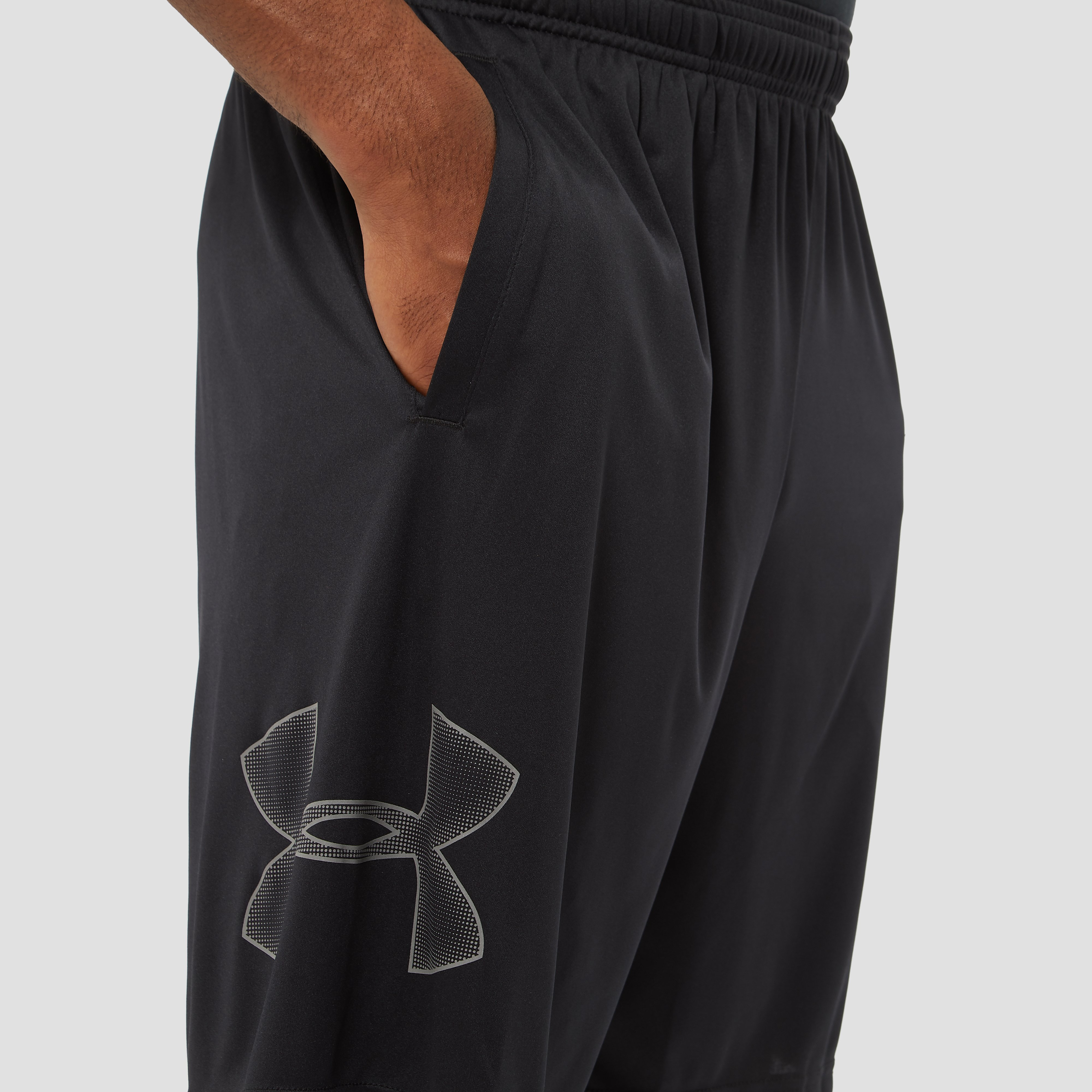 UNDER ARMOUR TECH GRAPHIC SPORTBROEKJE ZWART HEREN