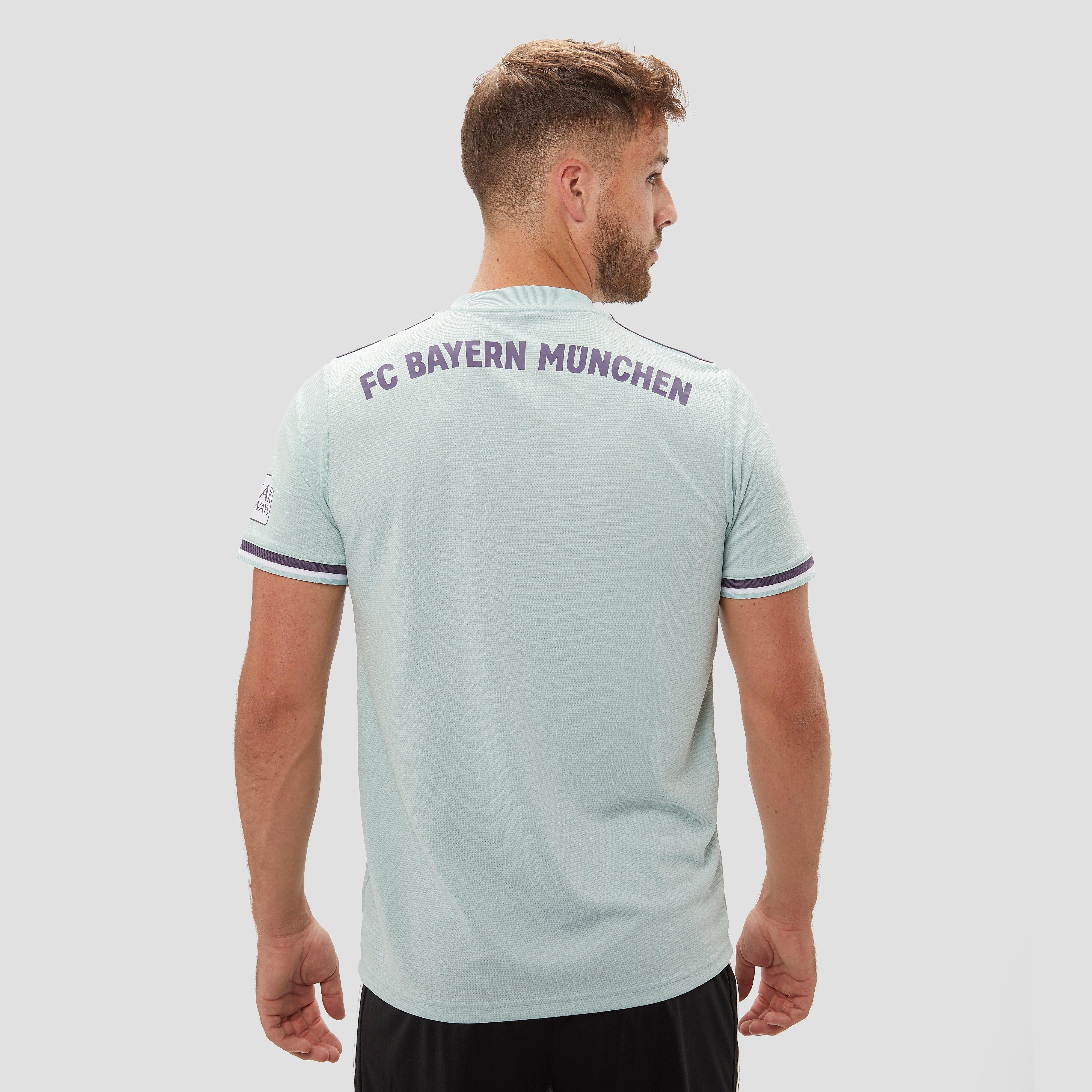 ADIDAS FC BAYERN MÜNCHEN UITSHIRT 18/19 GROEN  HEREN