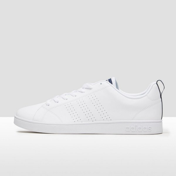 newest ff153 19f76 ADIDAS ADVANTAGE CLEAN VS WITBLAUW SNEAKERS HEREN