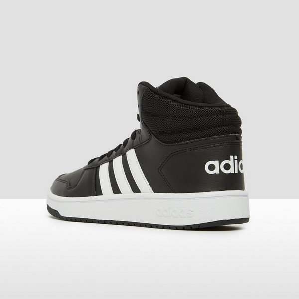 Adidas 0 Zwart Mid HerenAktiesport 2 Sneakers Hoops AqcRjLS354