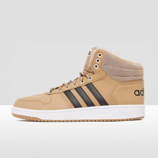 wholesale dealer eabf8 fee3f HerenAktiesport Sneakers Geelbruin Mid Adidas Hoops 2 0 5q34