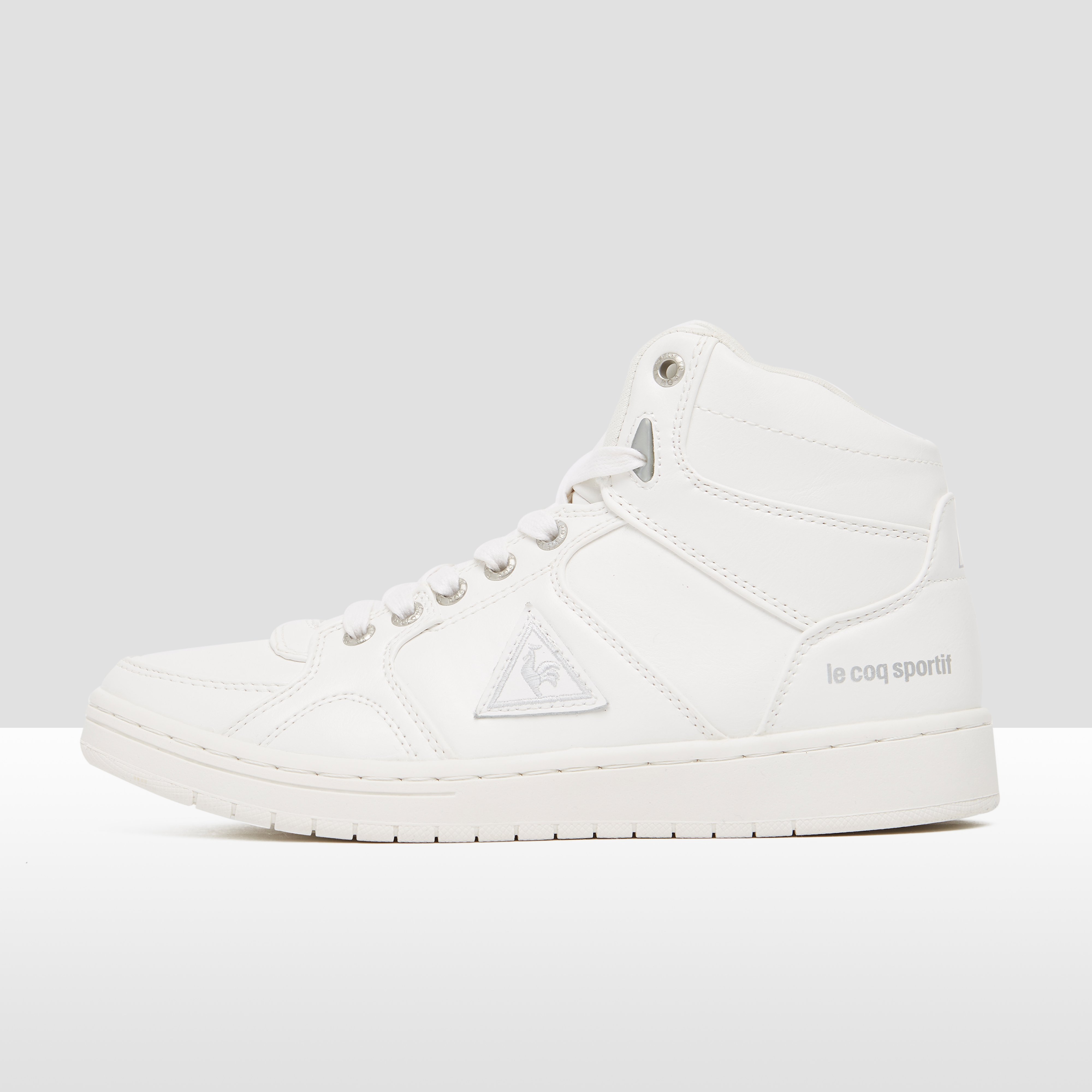 LE COQ SPORTIF CLEMENTINE MID SNEAKERS WIT DAMES