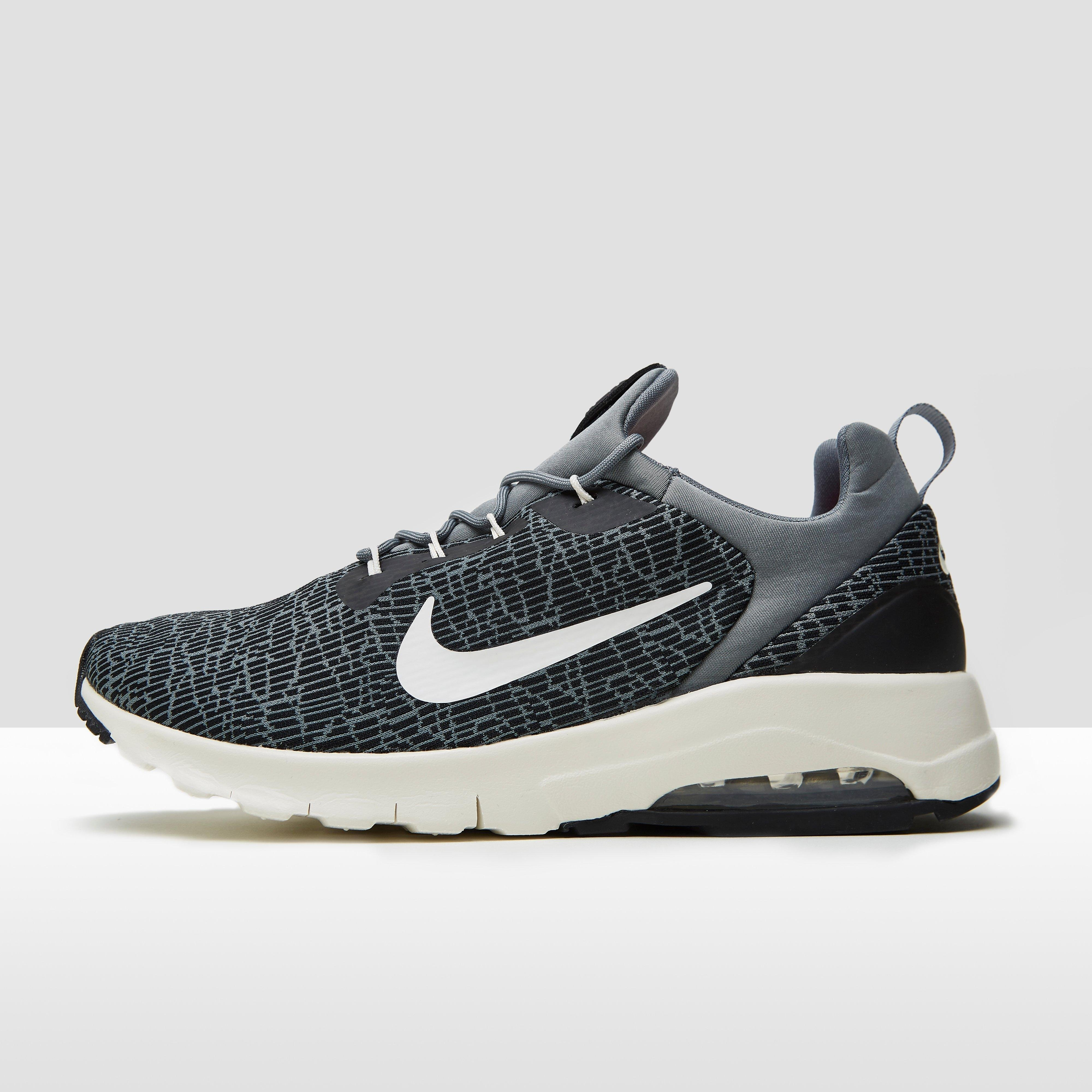 Nike Course De Mouvement Air Max - Noir / Blanc 20Wqe