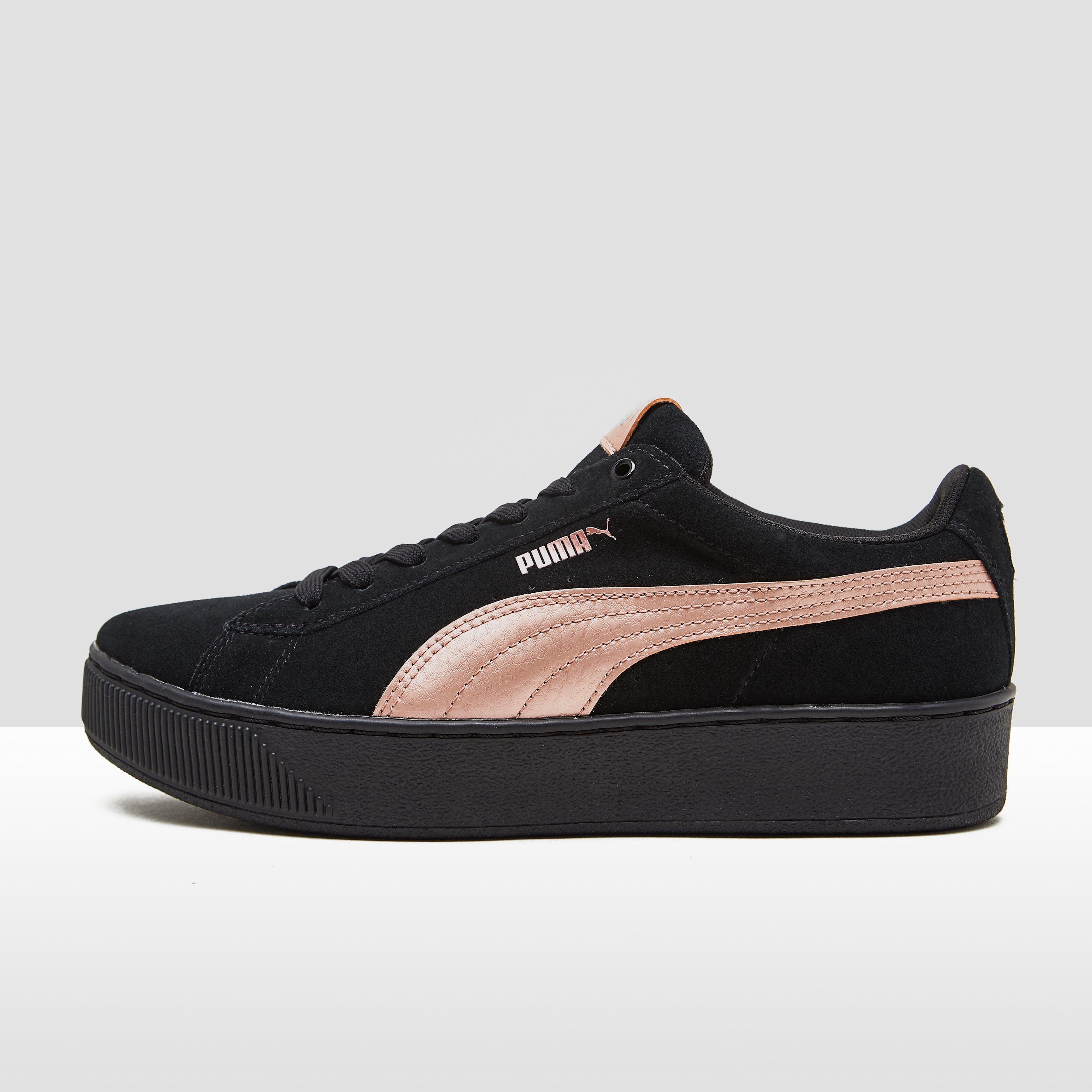 Chaussures Puma Rose Vikky 3Yhip1TF