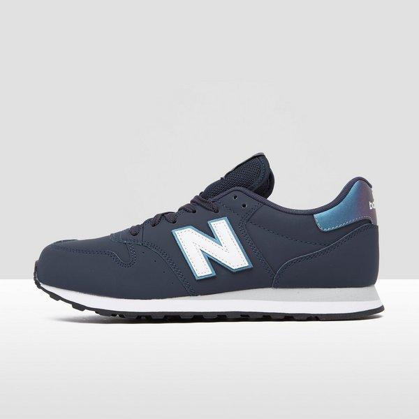 New Dames Balance Blauw Sneakers Aktiesport 500 xv1rxHP