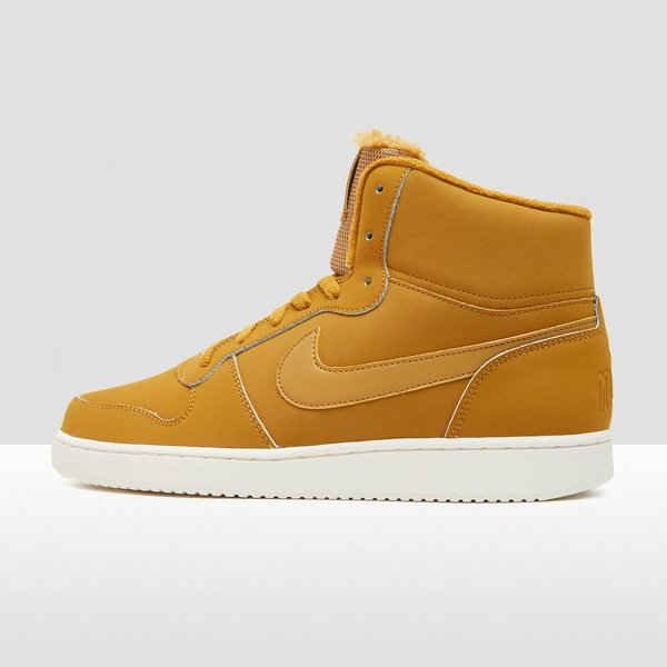 Aktiesport Nike Bruingeel Dames Sneakers Mid Ebernon Se 1aBHZ