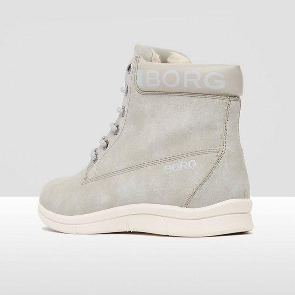 Borg Fur Grijs Dames X250 Aktiesport Sneakers Bjorn High dtq4w4z