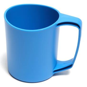 Blue LIFEVENTURE Ellipse Mug