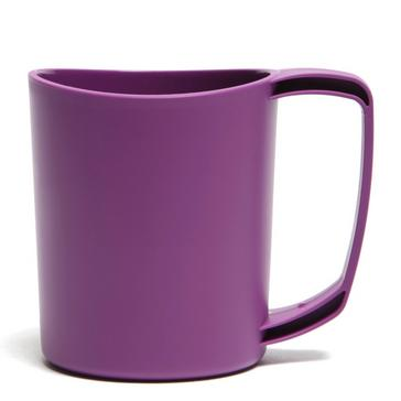 Purple LIFEVENTURE Ellipse Mug