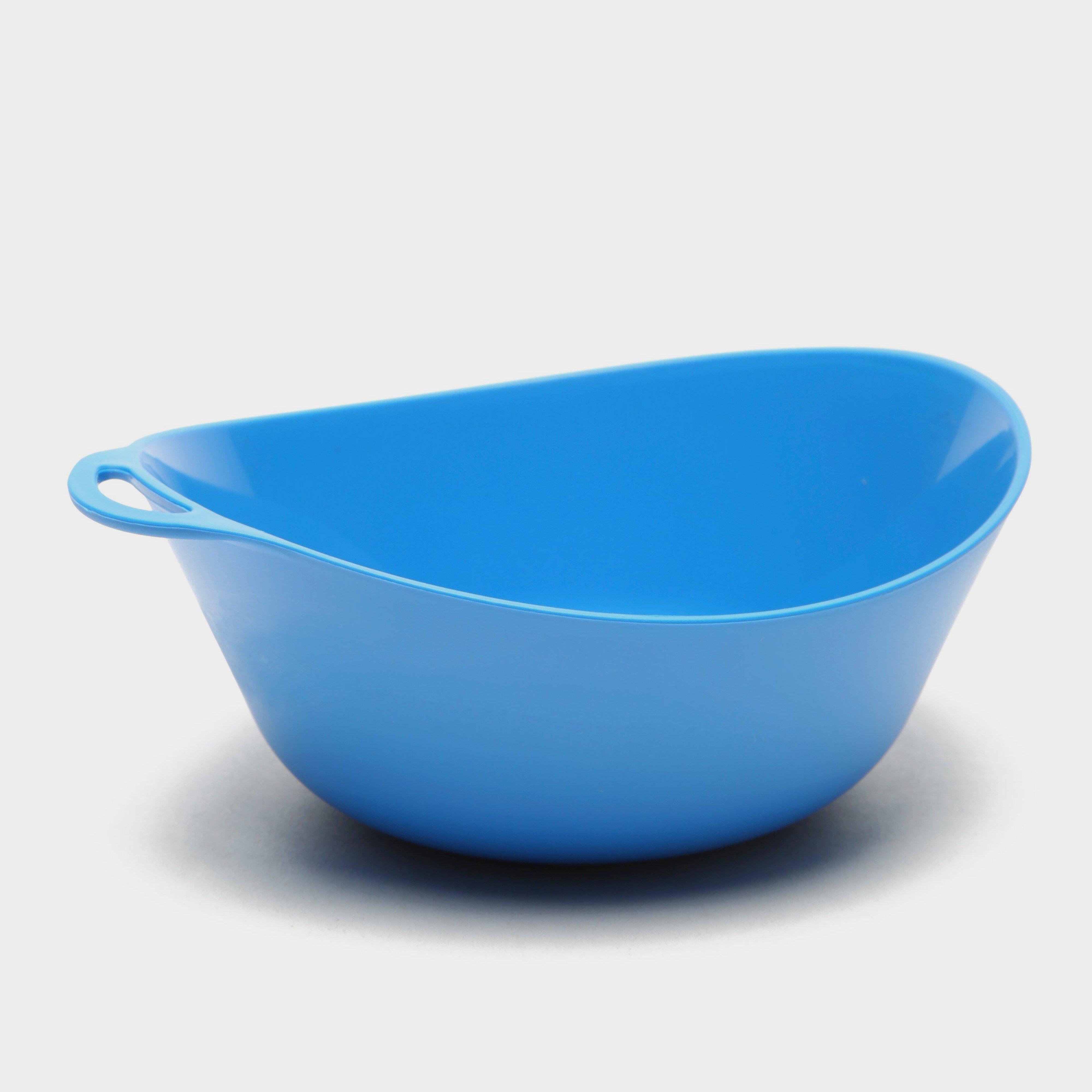 Lifeventure Lifeventure Ellipse Bowl - Blue, Blue
