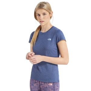 THE NORTH FACE Women's Mountain Athletics Reaxion Ampere T-Shirt