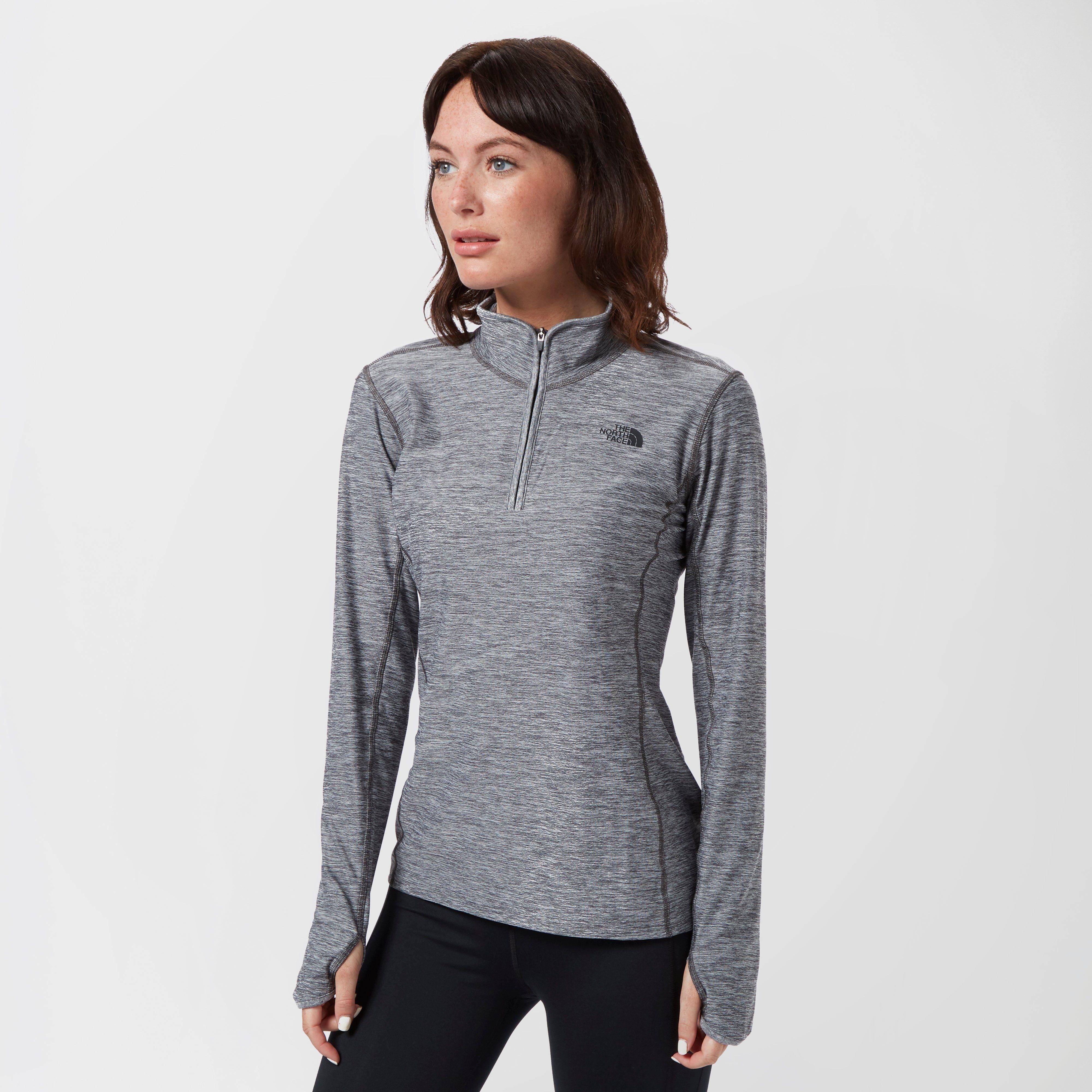 THE NORTH FACE Women's Motivation Quarter Zip Shirt