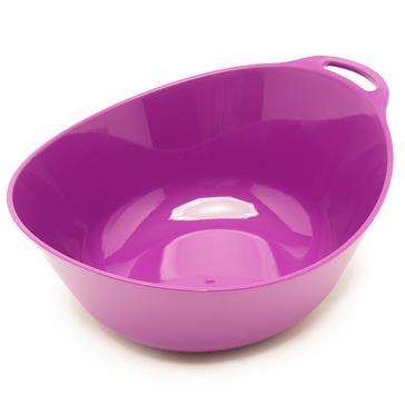 Purple LIFEVENTURE Ellipse Bowl