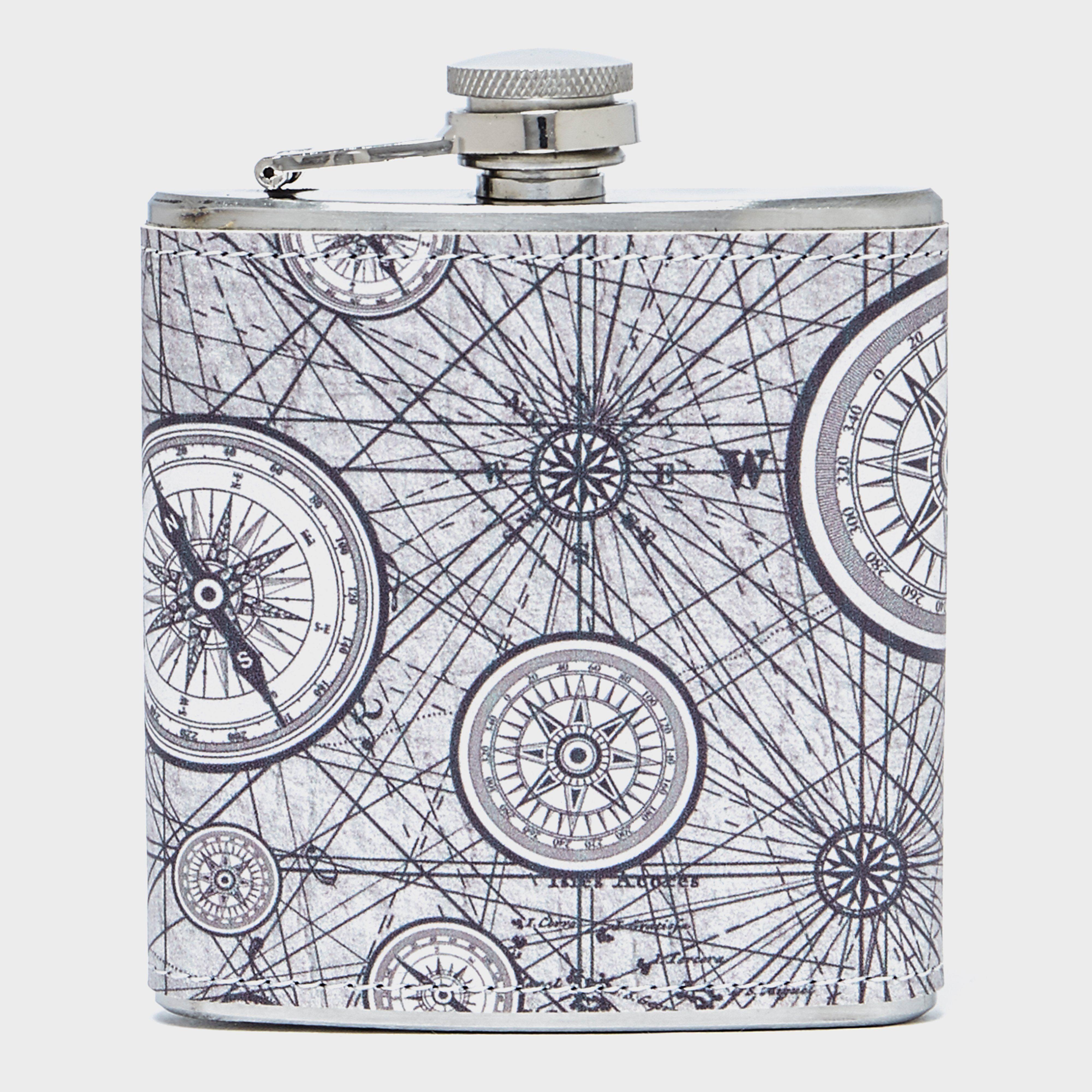 EUROHIKE 170ml Explorer Hip Flask