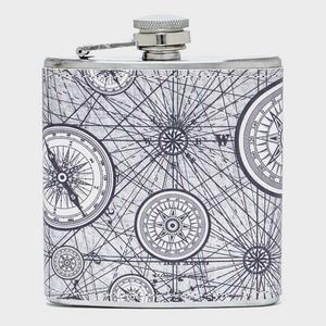 EUROHIKE 170ml Explorer Hip Flask