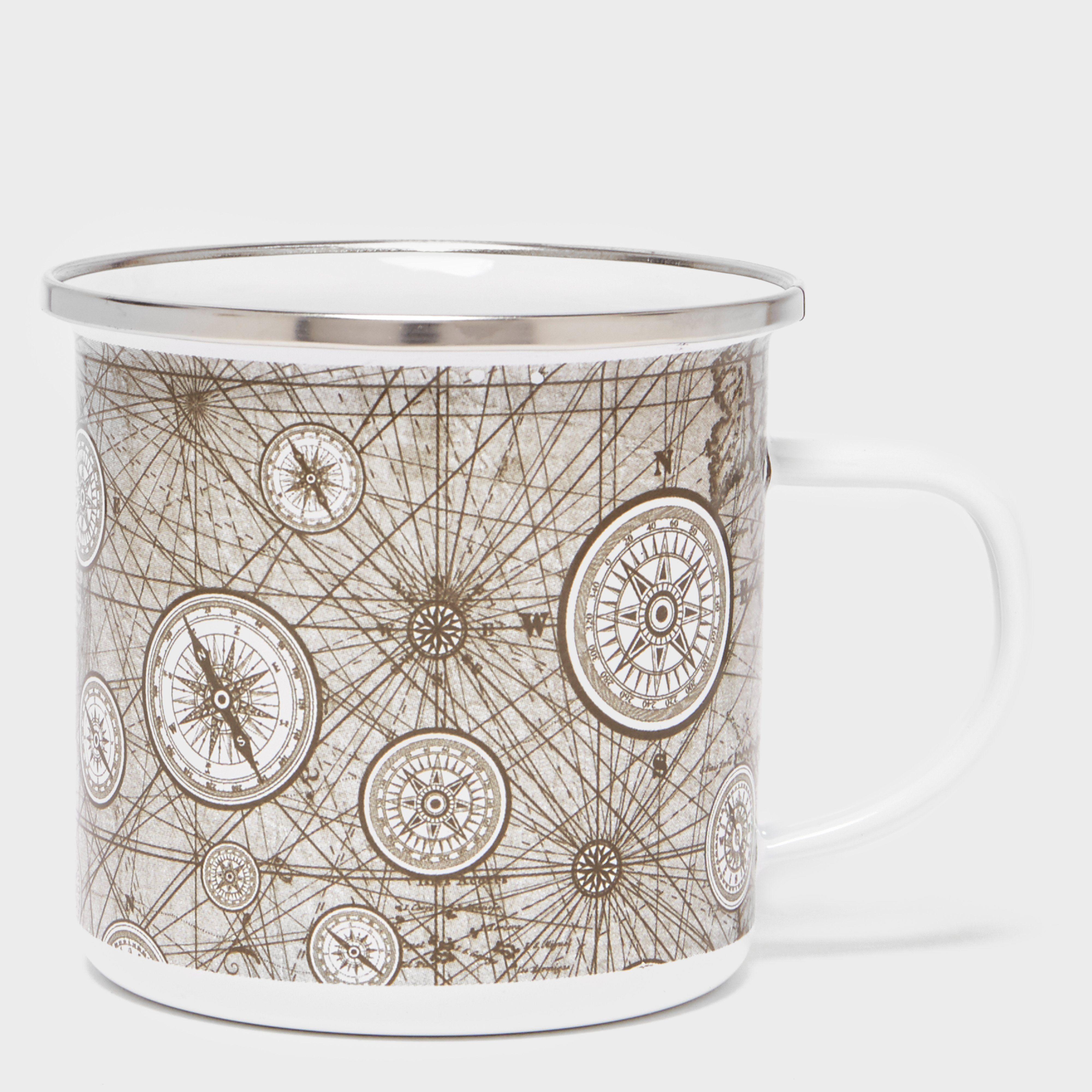 EUROHIKE Explorer Enamel Mug