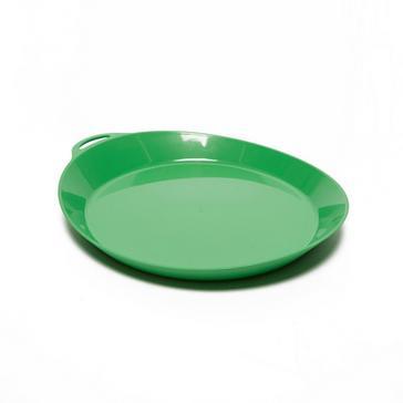 Green LIFEVENTURE Ellipse Plate