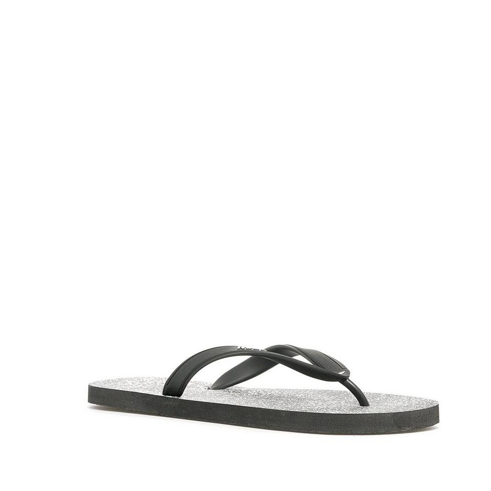 fba37a97bbe4f Black REEF Men's Switchfoot Printed Flip Flops image 1. 1