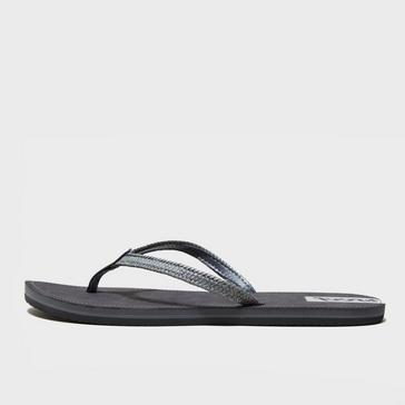 7047bbac3ea4 Grey REEF Women s Downtown Flip Flops