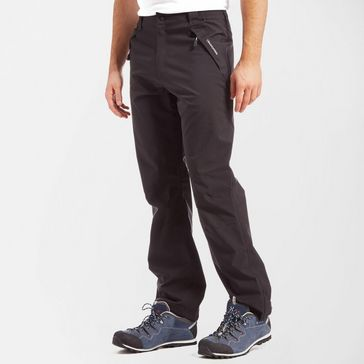 e27dbd18917c Black CRAGHOPPERS Men s Stefan Waterproof Trousers ...