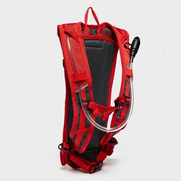 Red Eurohike Cactus 3L Hydration Pack