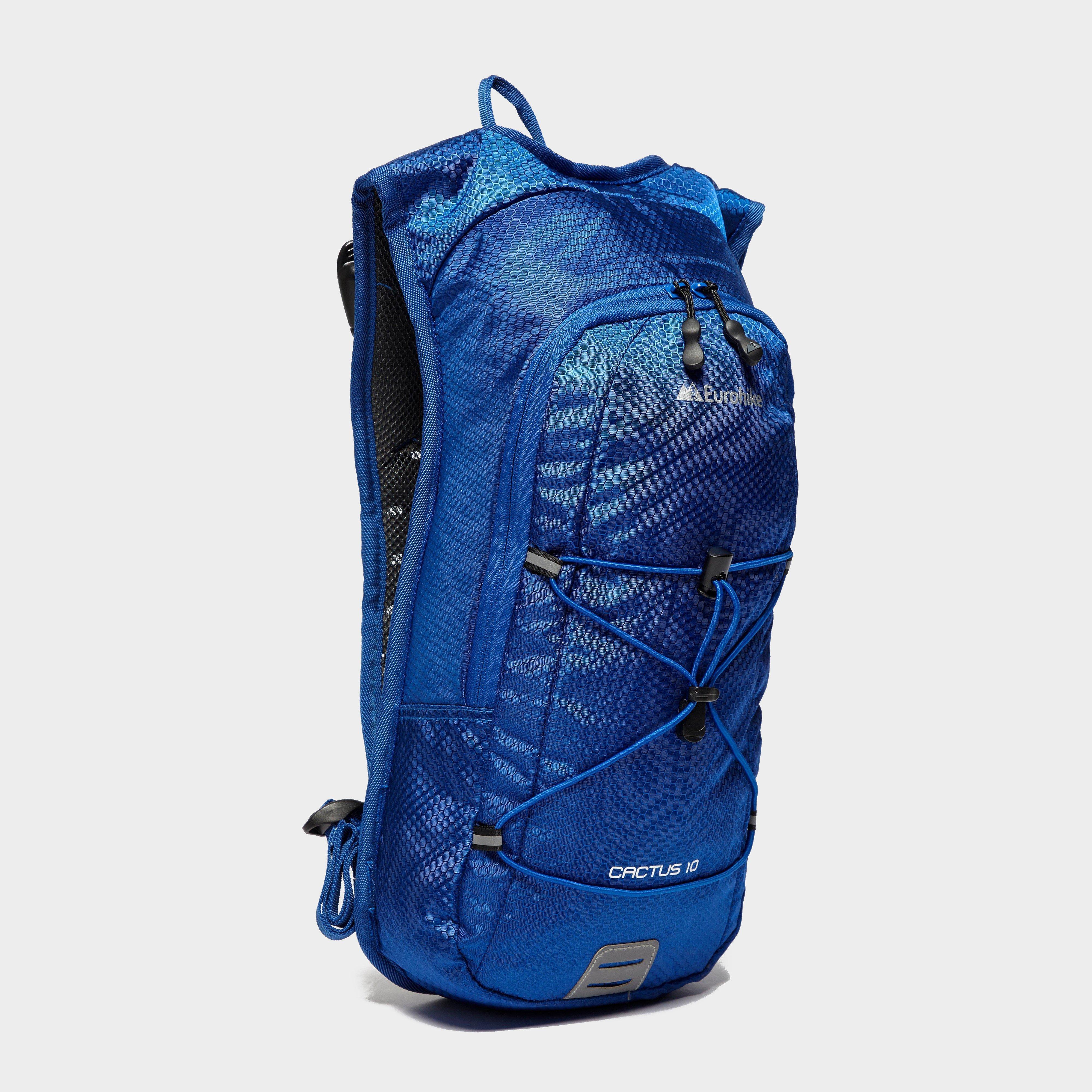 Eurohike Eurohike Cactus 10L Daysack - Blue, Blue