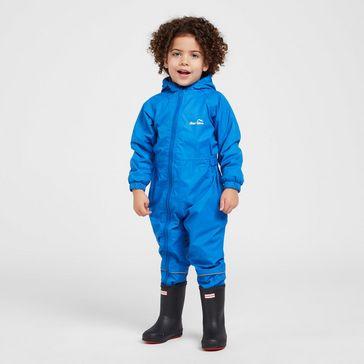 80db90d116 Blue PETER STORM Infants  Fleece Lined Waterproof ...
